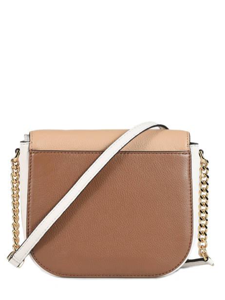 Mott Leather Crossbody Bag Michael kors Brown crossbodies S8GF5C0T other view 3
