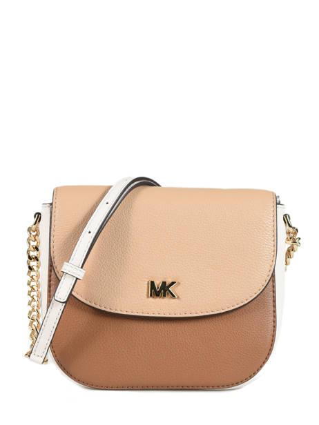 Mott Leather Crossbody Bag Michael kors Brown crossbodies S8GF5C0T