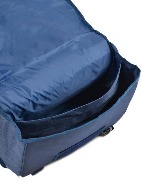 Satchel 2 Compartments With Free Pencil Case Allez les bleus Blue world cup ALB12309 other view 4