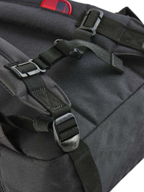 Backpack 1 Compartment Herschel Black youth 10312 other view 2