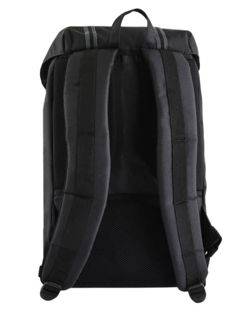Backpack 1 Compartment + 15'' Pc Herschel Black classics 10014 other view 4
