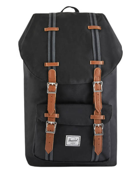 Backpack 1 Compartment + 15'' Pc Herschel Black classics 10014