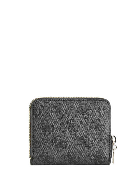Bluebelle Compact Wallet Guess Black bluebelle SG740237 other view 1