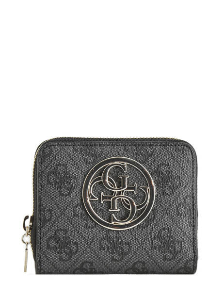 Bluebelle Compact Wallet Guess Black bluebelle SG740237