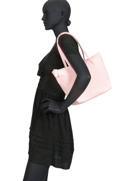 Shoulder Bag L.12.12 Concept Lacoste Pink l.12.12 concept NF2037PO other view 2