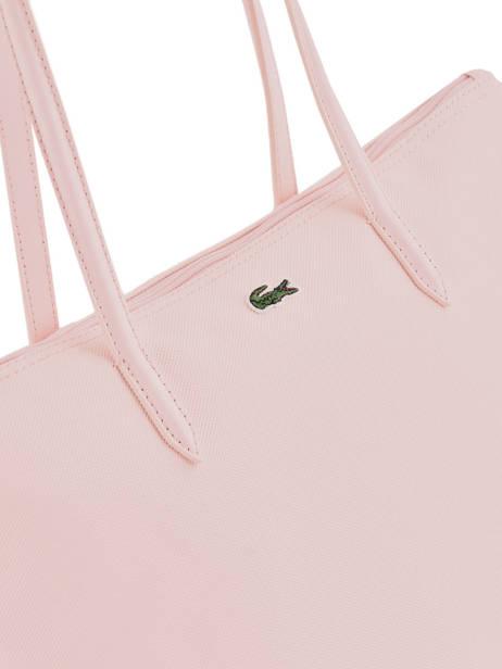 Shoulder Bag L.12.12 Concept Lacoste Pink l.12.12 concept NF2037PO other view 1
