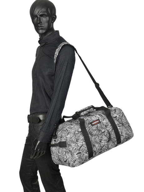 Cabin Duffle Pbg Authentic Luggage Eastpak Black pbg authentic luggage PBGK78D other view 2