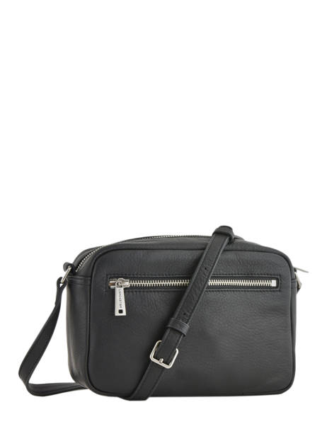 Shoulder Bag  Leather Lancaster Black 578-92 other view 3