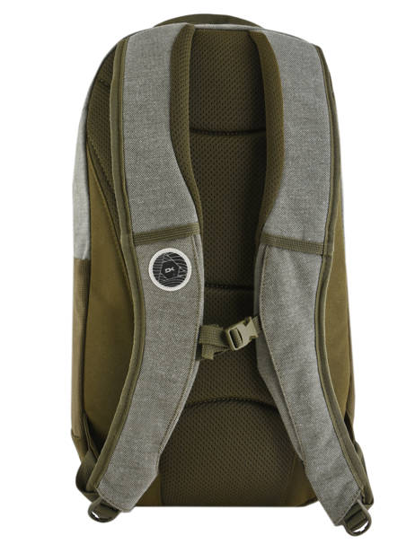Backpack 2 Compartments + 15'' Pc Dakine Green urban 10002625 other view 4