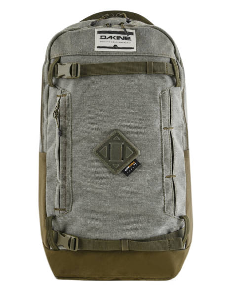 Backpack 2 Compartments + 15'' Pc Dakine Green urban 10002625