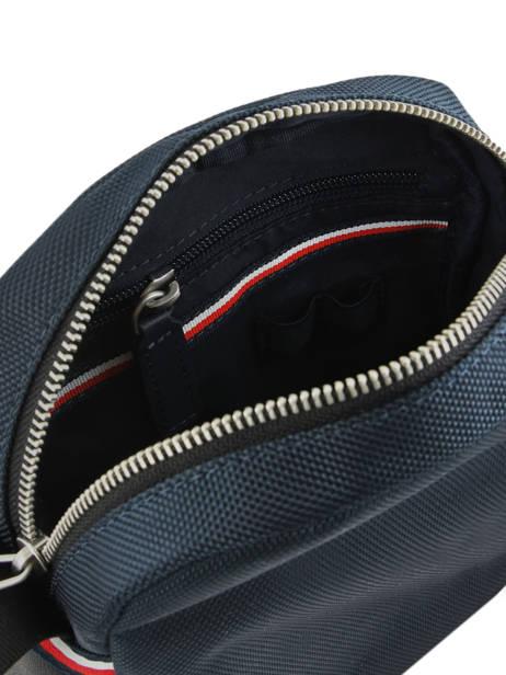 Crossbody Bag Tommy hilfiger Blue nylon mix AM04765 other view 4