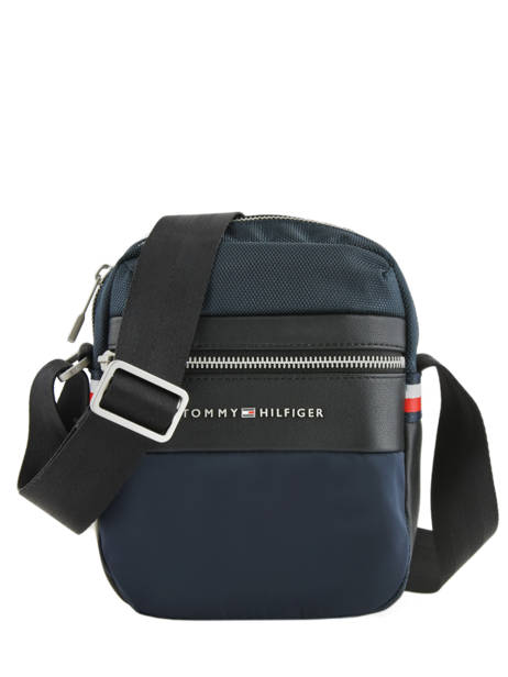 Crossbody Bag Tommy hilfiger Blue nylon mix AM04765