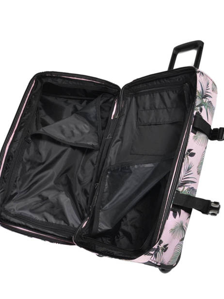 Valise Cabine Souple Eastpak Rose authentic luggage K61L vue secondaire 5