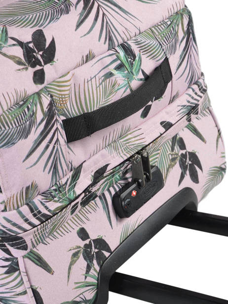 Valise Cabine Souple Eastpak Rose authentic luggage K61L vue secondaire 1