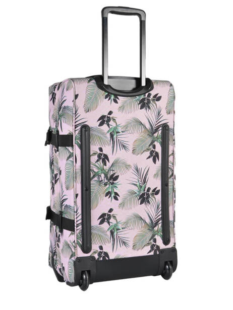Valise Cabine Souple Eastpak Rose authentic luggage K61L vue secondaire 4