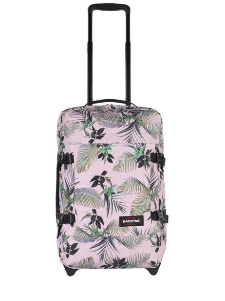 Valise Cabine Souple Eastpak Rose authentic luggage K61L