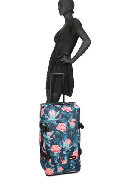 Valise Souple Pbg Authentic Luggage Eastpak Bleu pbg authentic luggage PBGK62L vue secondaire 3