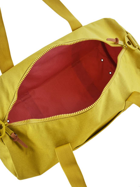 Cabin Duffle Supply Herschel Yellow supply 10251 other view 4