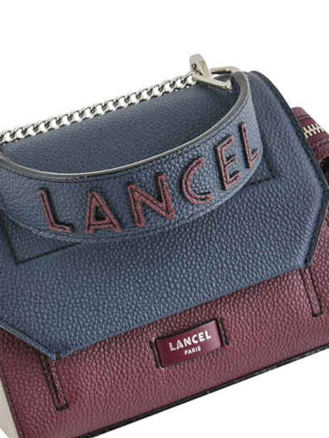 Top Handle S Ninon Leather Lancel Multicolor ninon A09221 other view 1