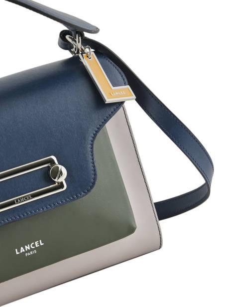 Shoulder Bag Clic Leather Lancel Multicolor clic A10275 other view 1