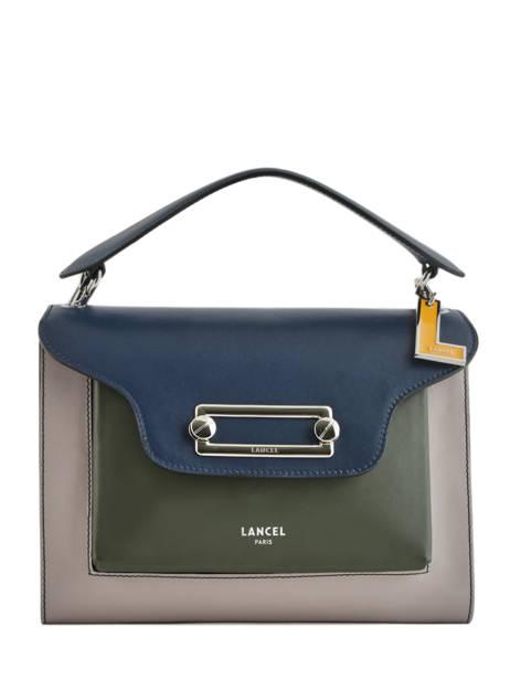 Shoulder Bag Clic Leather Lancel Multicolor clic A10275