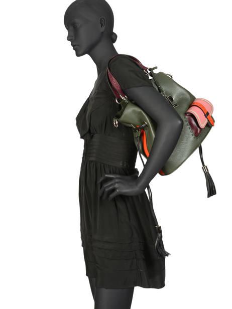Medium Bucket Bag Premier Flirt Lancel Multicolor premier flirt A10295 other view 3