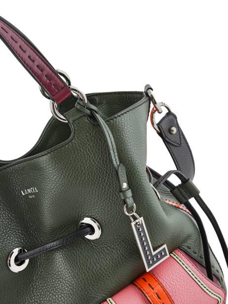 Medium Bucket Bag Premier Flirt Lancel Multicolor premier flirt A10295 other view 1