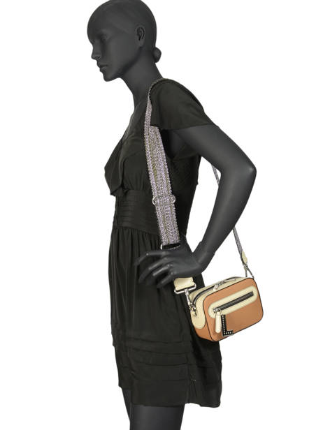 Crossbody Bag Cara Lancel Brown cara A10505 other view 2