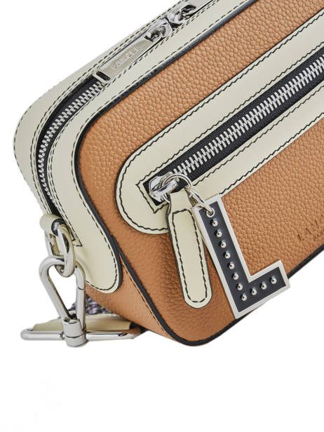 Crossbody Bag Cara Lancel Brown cara A10505 other view 1