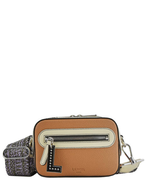 Crossbody Bag Cara Lancel Brown cara A10505