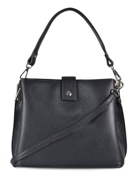 Shoulder Bag Africa Leather Milano Beige africa AF19061 other view 2