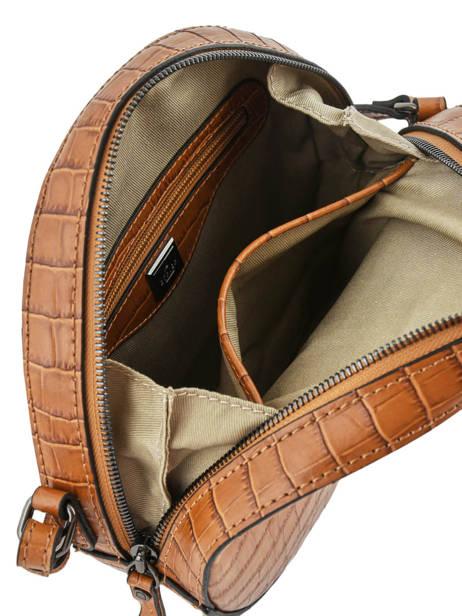 Medium Shoulder Bag Darwin Leather Etrier Brown darwin EDAR08 other view 5