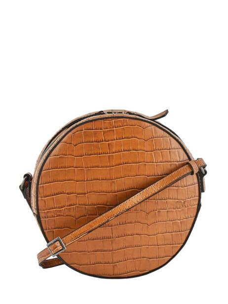 Medium Shoulder Bag Darwin Leather Etrier Brown darwin EDAR08 other view 4