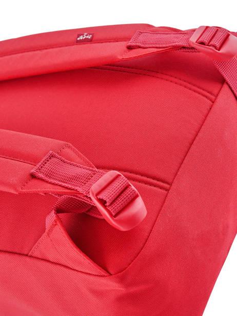 Sac à Dos 1 Compartiment + Pc 15'' Levi's Rouge l pack 230870 vue secondaire 1