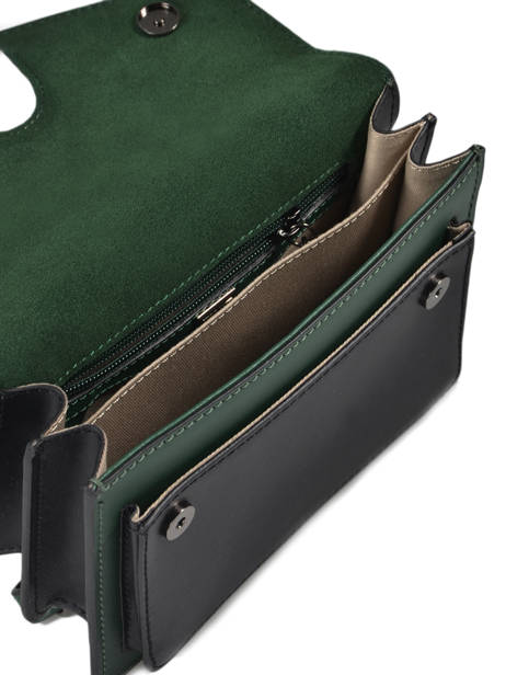 Sac Cartable Escarpe Cuir Etrier Vert escarpe EESC02 vue secondaire 5