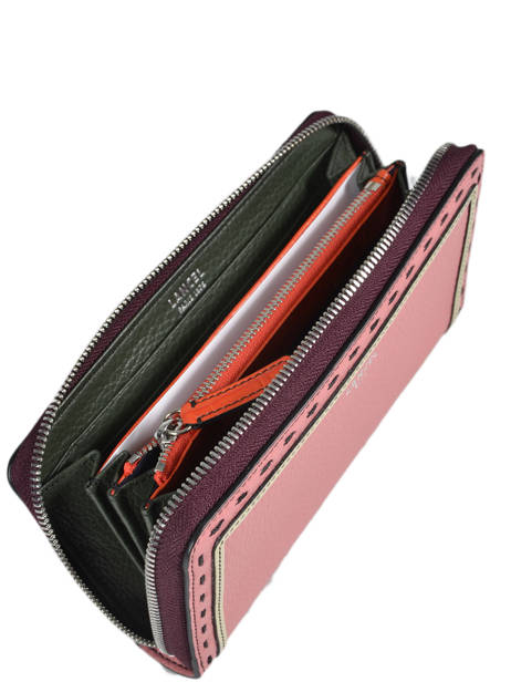 Leather Wallet Premier Flirt Lancel Multicolor premier flirt A10270 other view 1