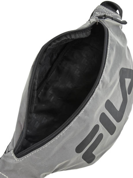Fanny Pack Fila Black reflective 685103 other view 4
