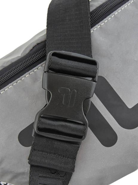 Fanny Pack Fila Black reflective 685103 other view 1