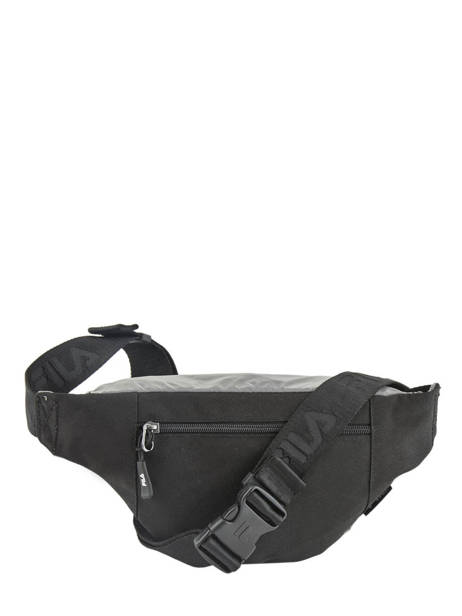 Fanny Pack Fila Black reflective 685103 other view 3