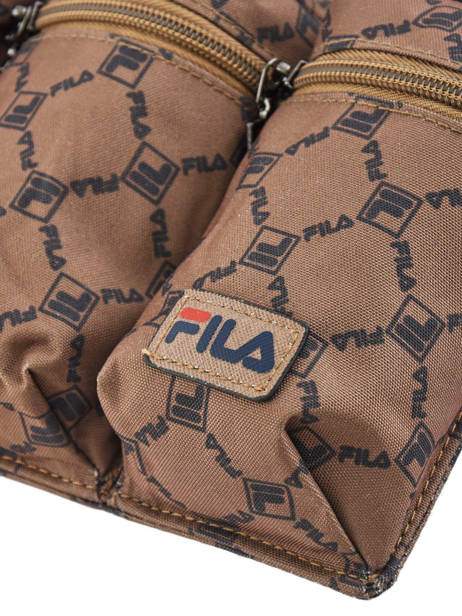 Fanny Pack Fila Black jaquard 685088 other view 1