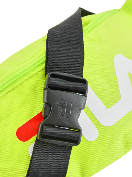 Fanny Pack Fila Green 600d 685003 other view 1