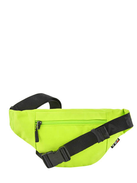 Fanny Pack Fila Green 600d 685003 other view 3