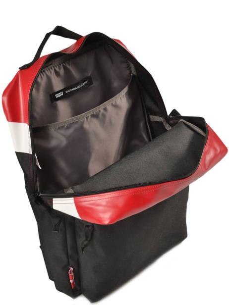 Sac à Dos 1 Compartiment + Pc 15'' Levi's Rouge l pack 230904 vue secondaire 4