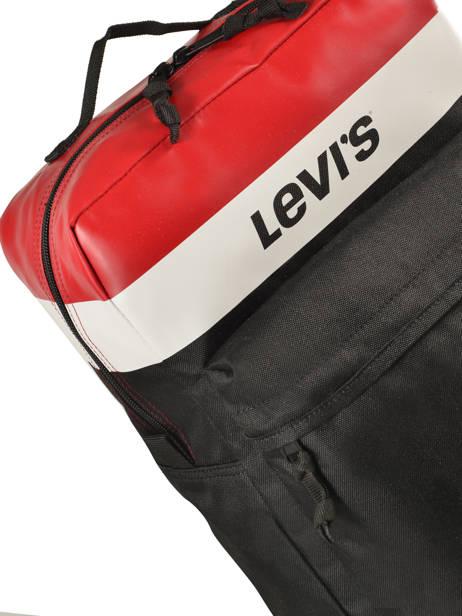 Sac à Dos 1 Compartiment + Pc 15'' Levi's Rouge l pack 230904 vue secondaire 1