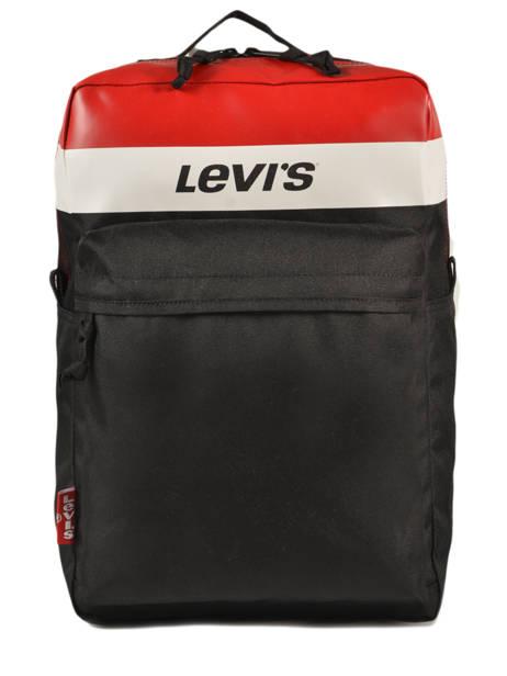 Sac à Dos 1 Compartiment + Pc 15'' Levi's Rouge l pack 230904