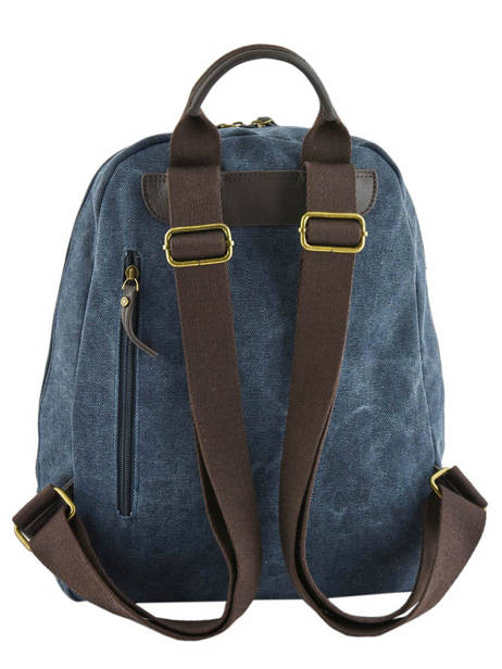 Backpack Harbor 2 Compartments Etrier Blue harbor EHAR04 other view 3