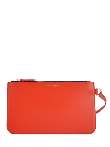 Leather Pouch Le Baltard Sonia rykiel Red baltard 9417-45