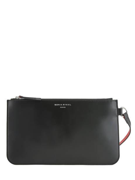 Leather Pouch Le Baltard Sonia rykiel Black baltard 9417-45