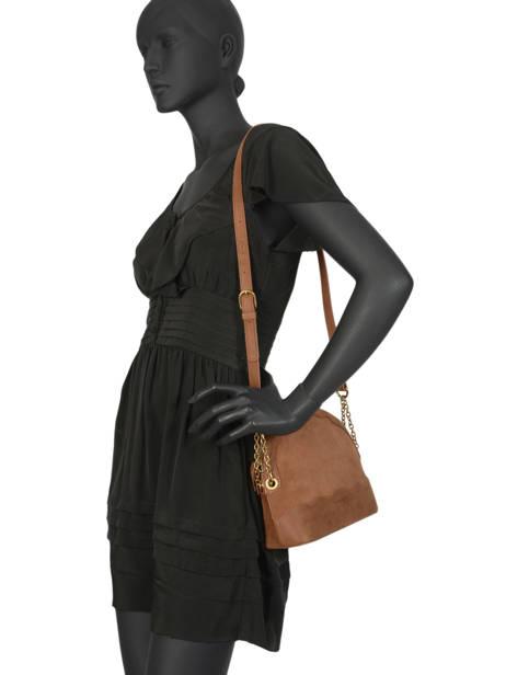 Crossbody Bag Juliet Leather Nat et nin Brown vintage JULIET other view 2