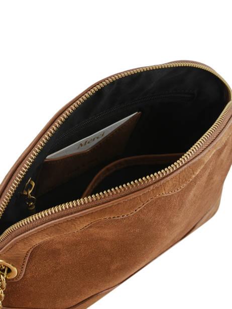 Crossbody Bag Juliet Leather Nat et nin Brown vintage JULIET other view 4